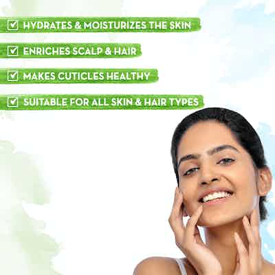 Castor Oil for Healthier Skin, Hair and Nails