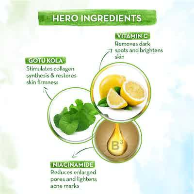 Mamaearth 10% Vitamin C Face Serum Ingredients