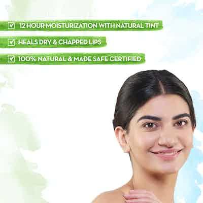 Ubtan Natural Lip Balm Heals Chapped Lips