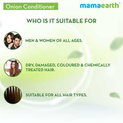 onion deep conditioner for men and women