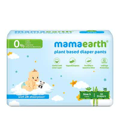 diaper small size 2x absorption