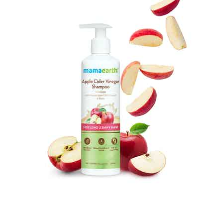 mamaearth apple cider vinegar shampoo