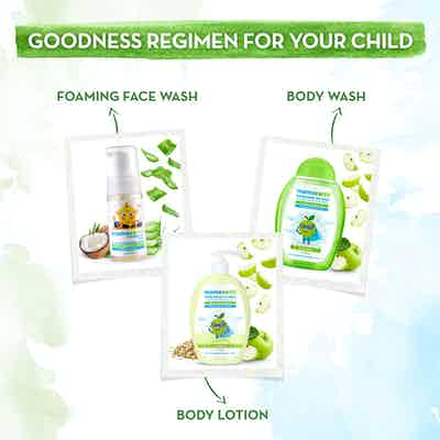 Mamaearth good skin care regimen For You Child