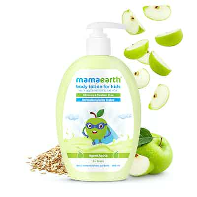Mamaearth Agent Apple Body Lotion