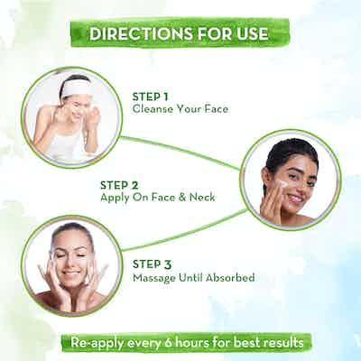 Aqua Glow Hydrating Sunscreen Gel how to use