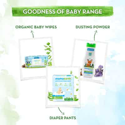 mamaearth baby care products