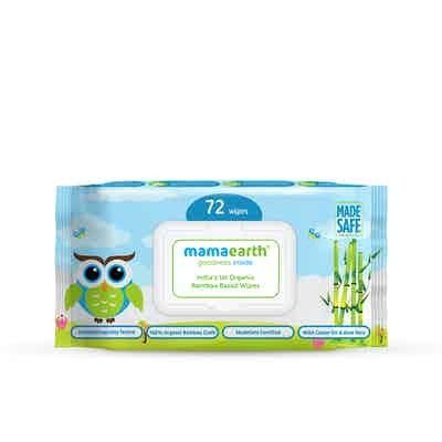 mamaearth baby wet wipes