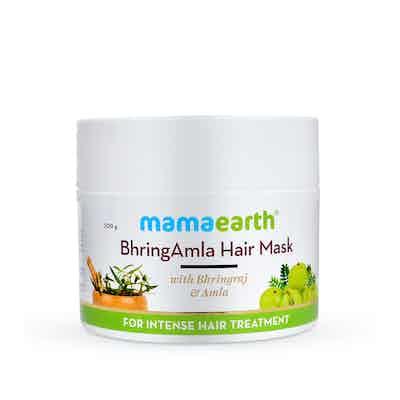 bhringamla hair mask
