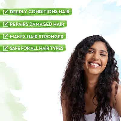 bhringamla hair mask for all skin type