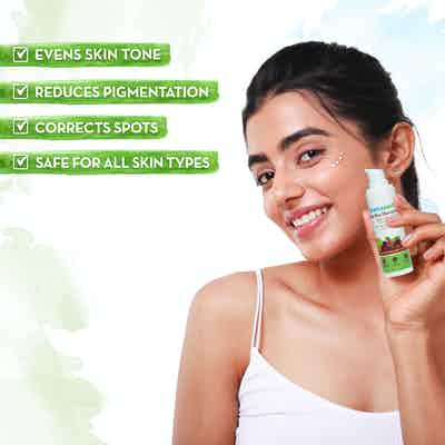 Mamaearth Bye bye blemishes face cream reduces pigmentation