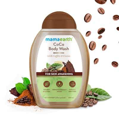 Mamaearth CoCo Body Wash