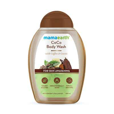 CoCo Body Wash With Coffee and Cocoa For Skin Awakening - 300 ml