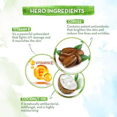 CoCo Nourishing Cold Cream With Coffee and Vitamin E