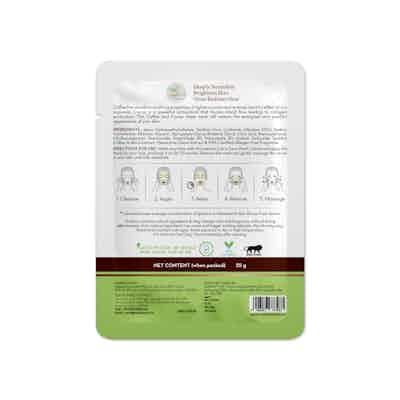 sheet mask for skin awakening