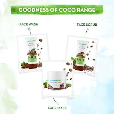 goodness of coco range of mamaearth