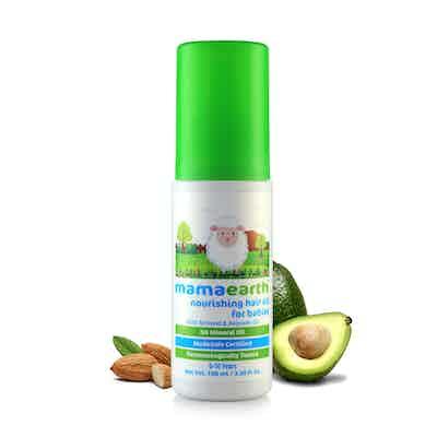 Mamaearth Nourishing Hair Oil