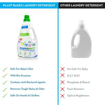 mamaearth plant based detergent