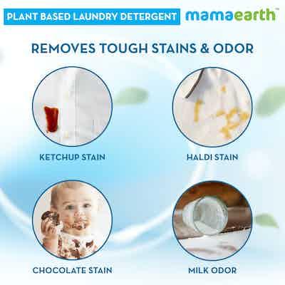 baby clothes washing liquid