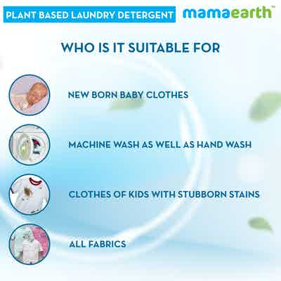 liquid detergent for baby clothes