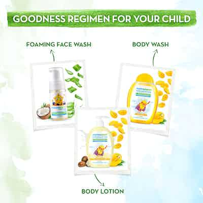 Mamaearth Goodness Regimen for you baby