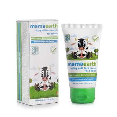 mamaearth baby cream