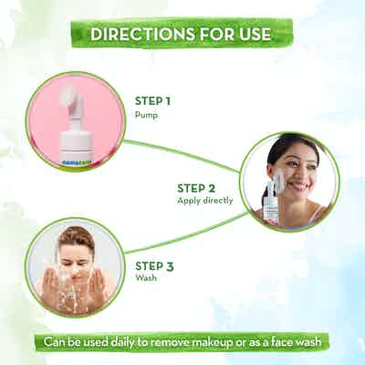 how to use micellar water foaming makeup remover