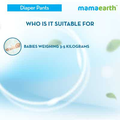 baby diaper pants for 3-5 kg