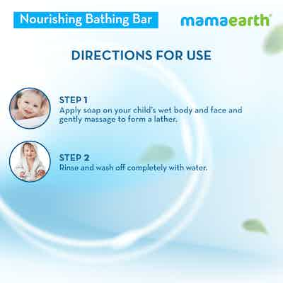 how to use mamaearth soap