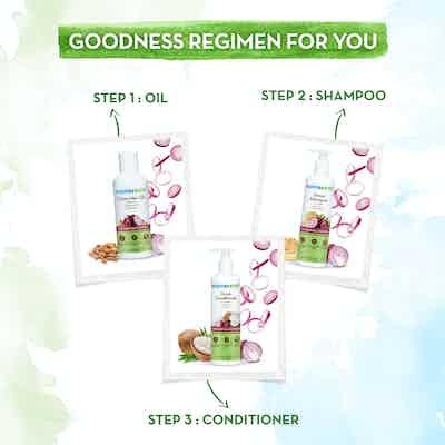 Mamaearth Hair Care Onion Oil