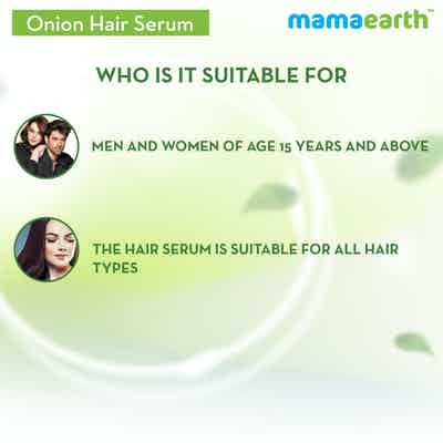onion hair growth serum for men and women