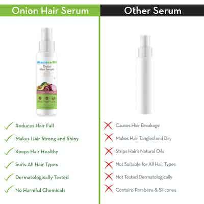 onion hair serum