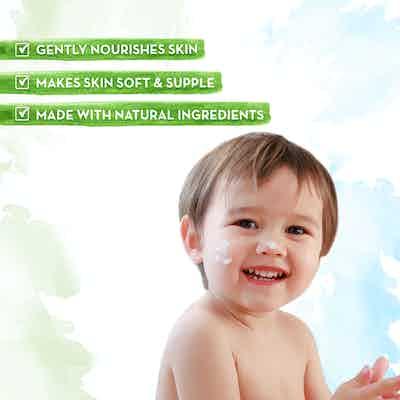 Original Orange soft skin body lotion for Babies