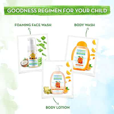 Mamaearth Goodness Regimen For Your Babies