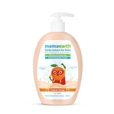 Original Orange Body Lotion For Kids With Orange & Shea Butter - 400 ml