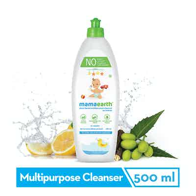 surface cleaner for baby