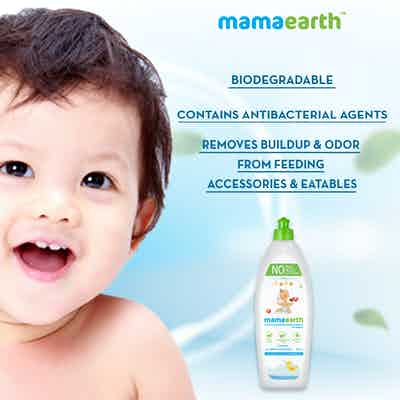 baby liquid cleanser