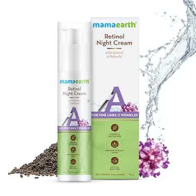 Mamaearth Retinol Night Cream For Women