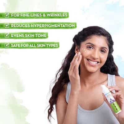 Retinol Night Cream For Women for even skin tone
