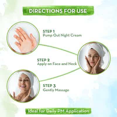How to use  Retinol Night Cream For Women