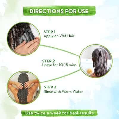 how to use rice water for hair