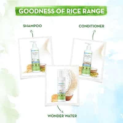 rice water serum for women