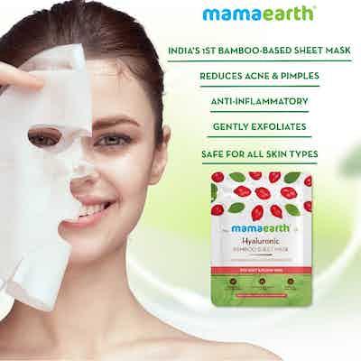 sheet mask for plump skin