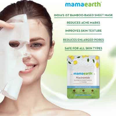 niacinamide face mask