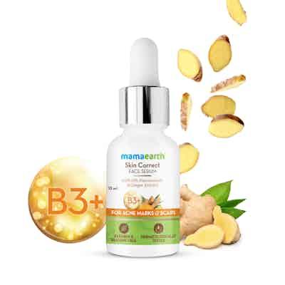 mamaearth Skin Correct Face Serum with Niacinamide