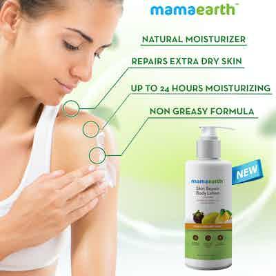 skin repair lotion natural moisturizer