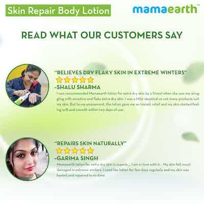 natural body lotion reviews