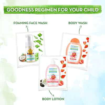 Mamaearth Goodness Regimen For Your Baby