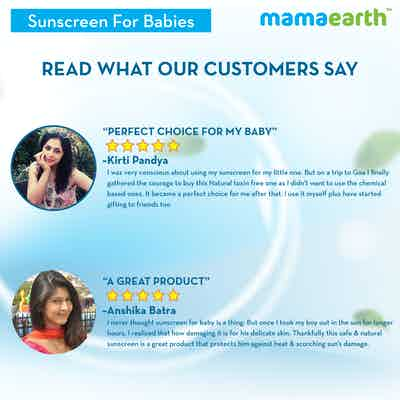 baby face sunscreen reviews