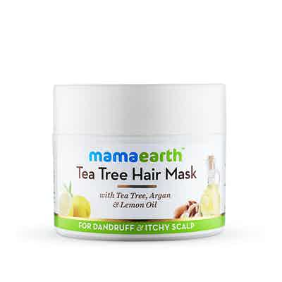 best hair mask for dandruff