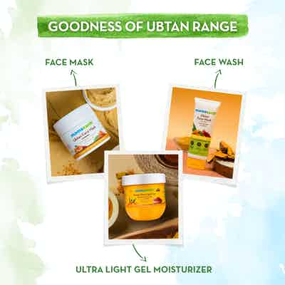 Ubtan based mamaearth other best products